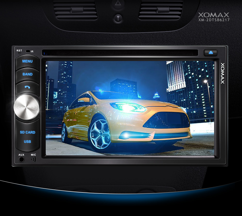 autoradio avec ecran tactile bluetooth lecteur dvd cd usb sd aux mp3 double 2din ebay. Black Bedroom Furniture Sets. Home Design Ideas