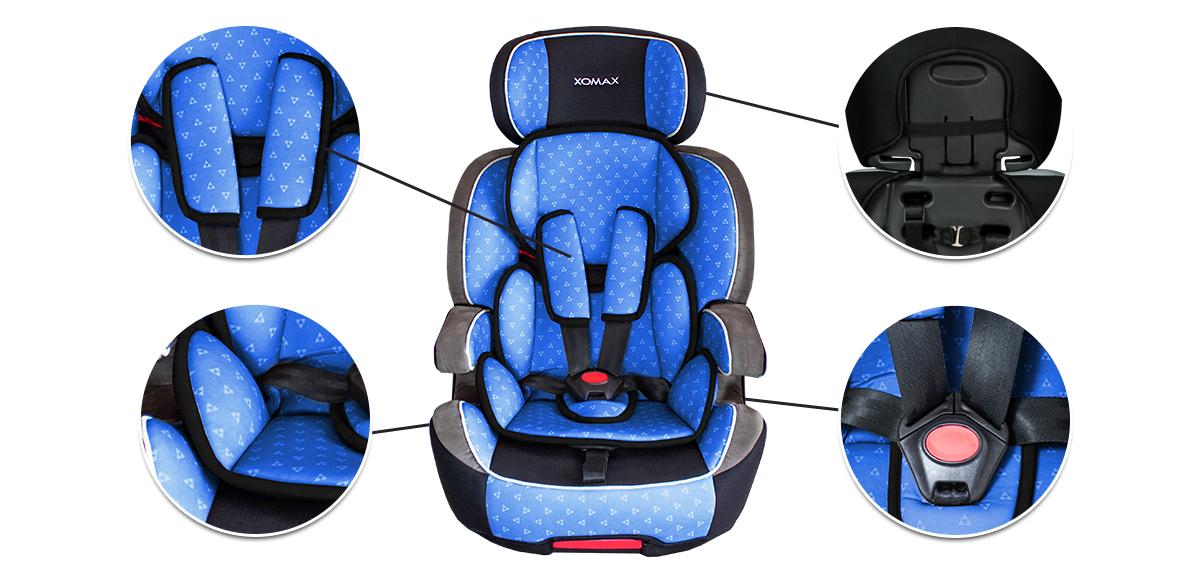 isofix auto kindersitz 9 36kg gruppe 1 2 3 ece autositz extrapolster ver farben ebay. Black Bedroom Furniture Sets. Home Design Ideas