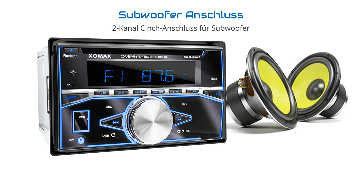 autoradio mit cd player bluetooth freispecheinrichtung. Black Bedroom Furniture Sets. Home Design Ideas