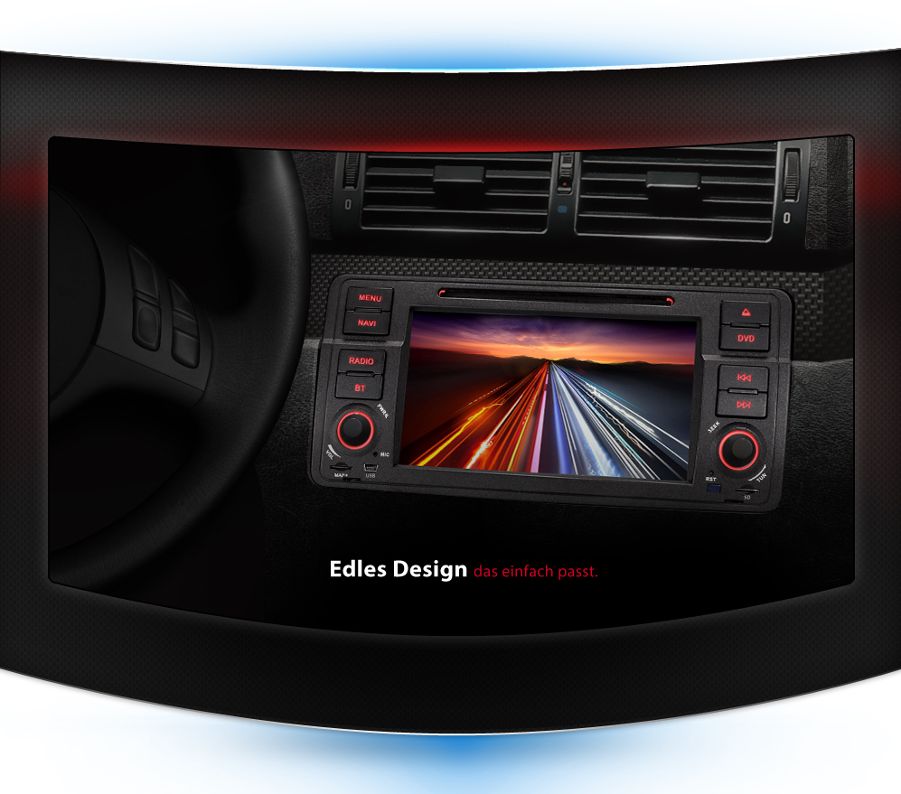 autoradio f r 3er bmw e46 gps navi in seuzach kaufen bei. Black Bedroom Furniture Sets. Home Design Ideas