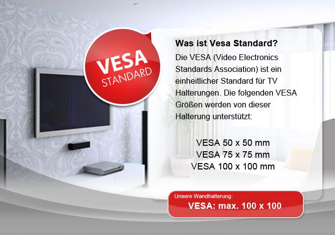 wand halterung lcd led tv fernseher monitor 32 40 vesa 50 75 100 neigbar drehbar ebay. Black Bedroom Furniture Sets. Home Design Ideas