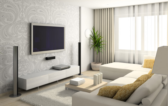 fernseher an wand h ngen m bel design idee f r sie. Black Bedroom Furniture Sets. Home Design Ideas